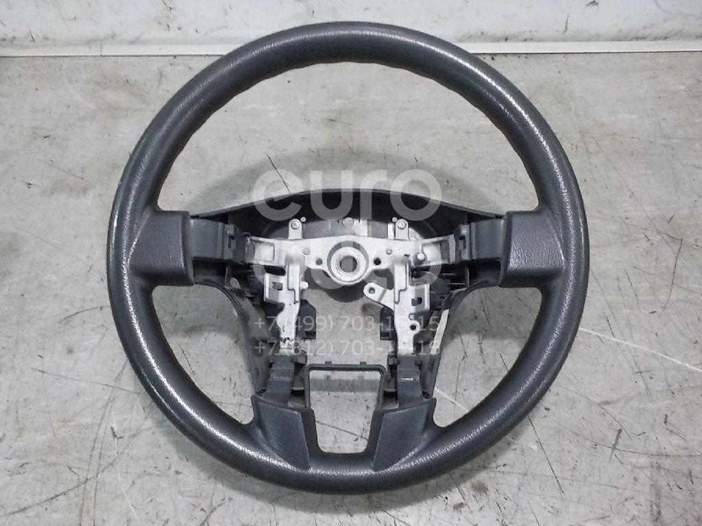 Купить Рулевое колесо для AIR BAG (без AIR BAG) Mitsubishi Galant (DJ, DM) 2003-2012; (4400A338XA)