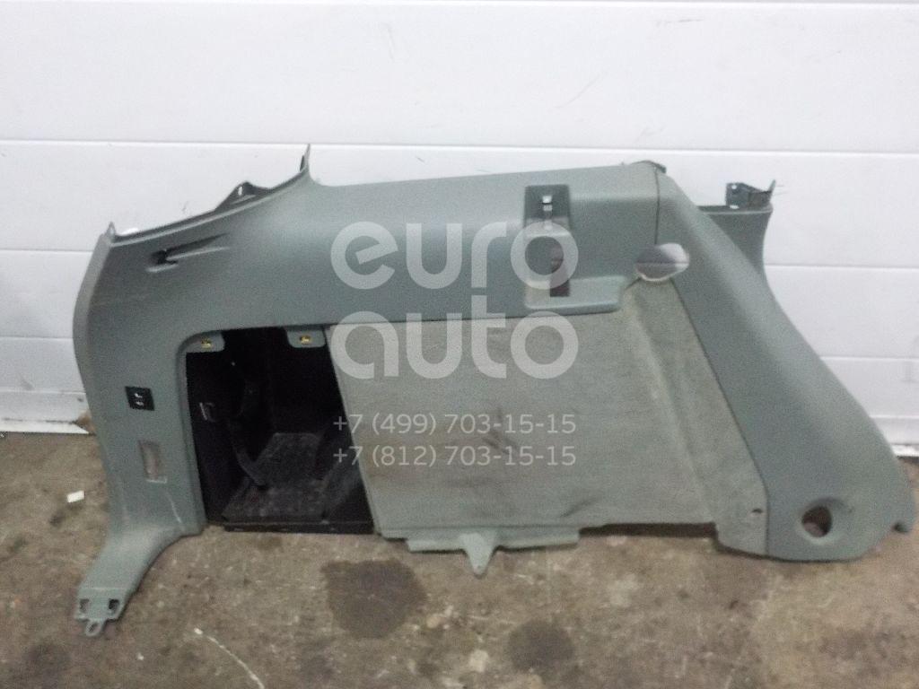 Обшивка багажника VW Touareg 2002-2010; (7L6867037BHNWH)