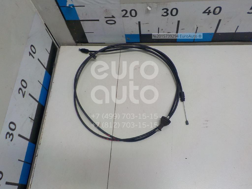 Купить Трос открывания капота Chevrolet Trail Blazer 2001-2010; (15160712)
