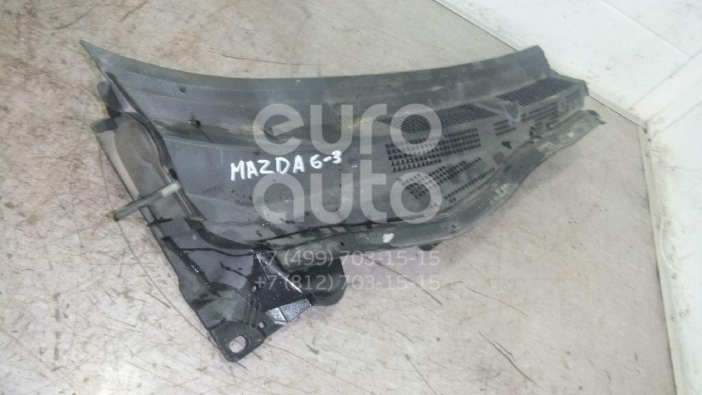 Купить Решетка стеклооч. (планка под лобовое стекло) Mazda Mazda 6 (GJ) 2013-2016; (GHP9507R0)