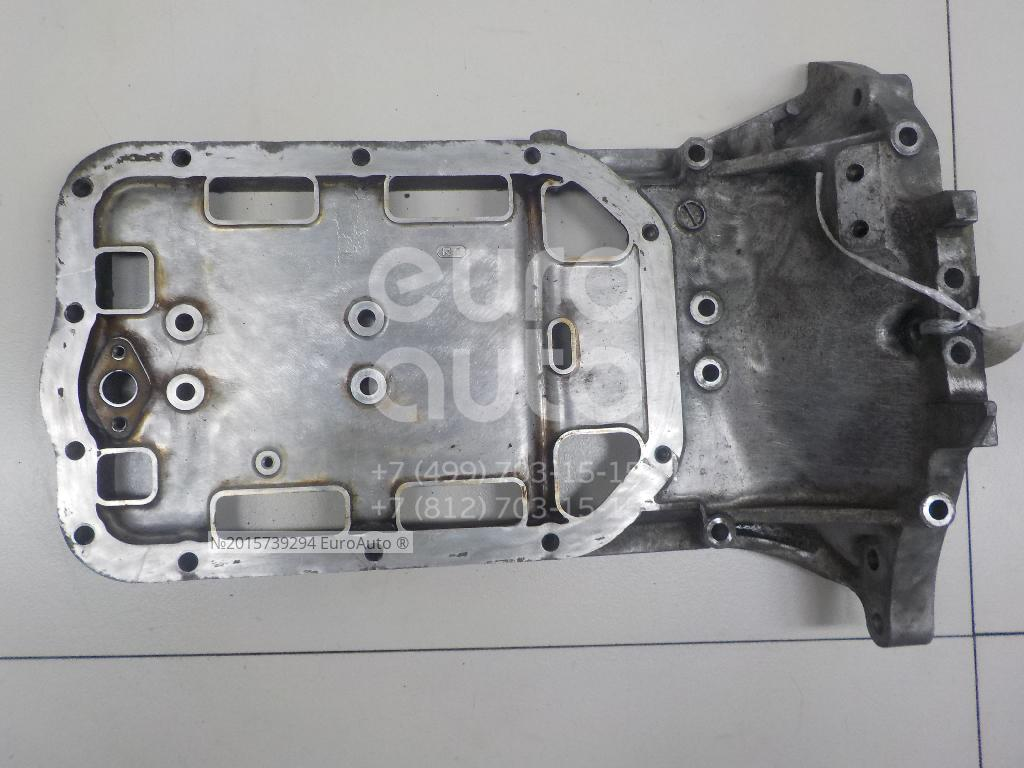 Купить Поддон масляный двигателя Mazda MPV II (LW) 1999-2006; (FS0110380E)