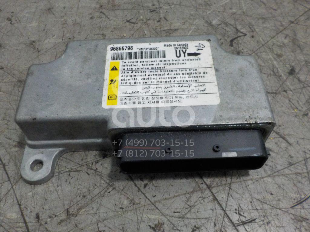 Купить Блок управления AIR BAG Opel Antara 2007-2015; (96866798)