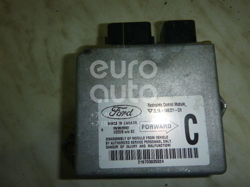 Купить Блок управления AIR BAG Ford America Expedition 2003-2006; (2L1Z14B321CA)