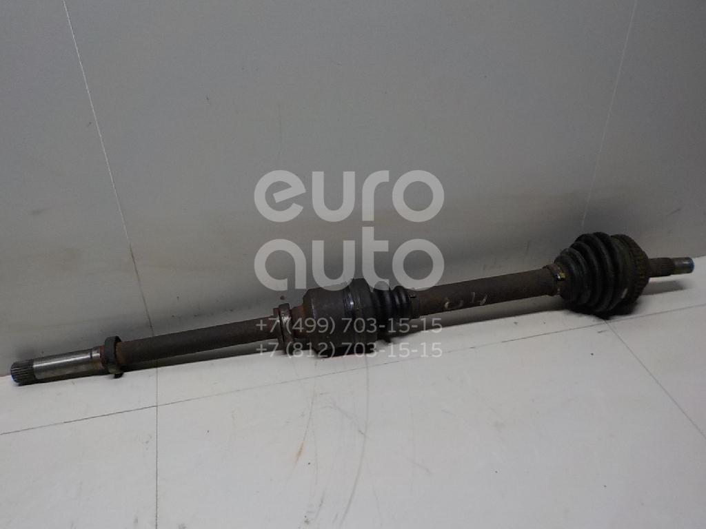 Купить Полуось передняя правая Peugeot 406 1999-2004; (32736T)