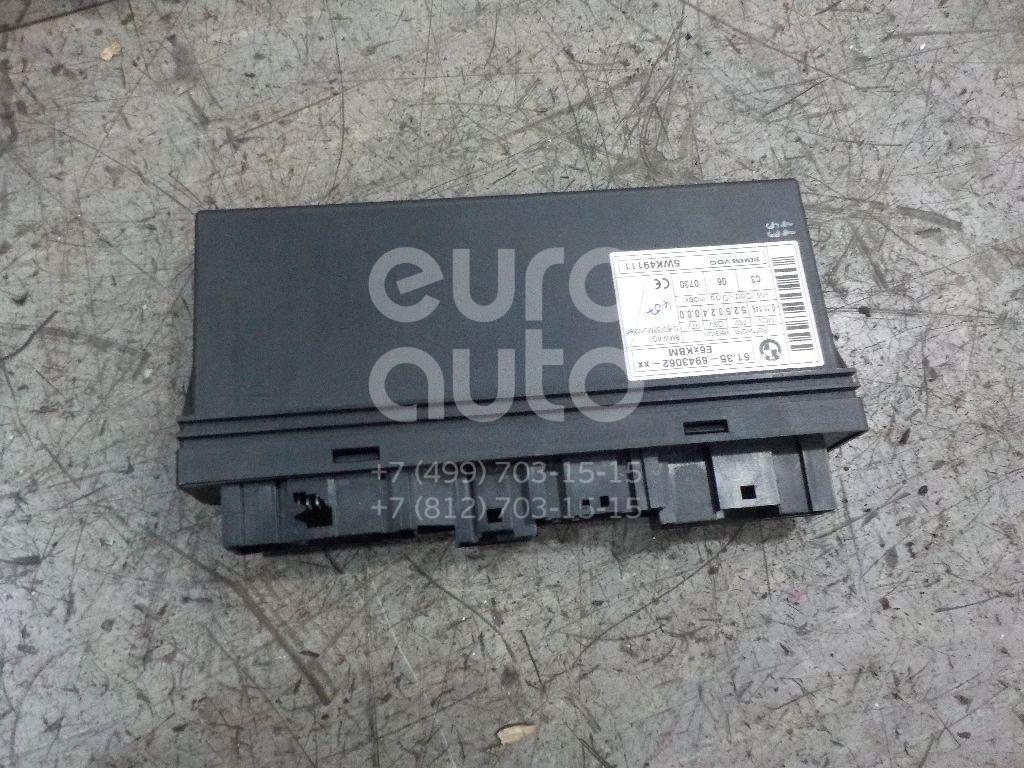 Купить Блок электронный BMW 5-серия E60/E61 2003-2009; (61356943062)