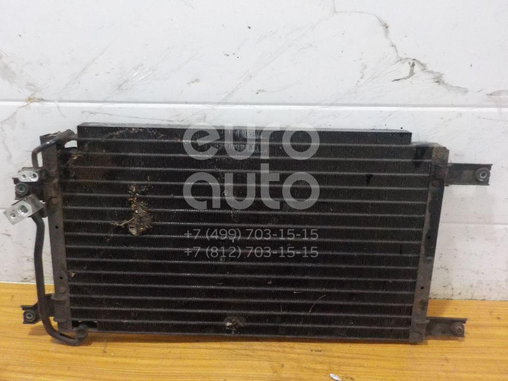 Купить Радиатор кондиционера (конденсер) Mitsubishi L200 (K6, K7) 1996-2006; (7812A035)