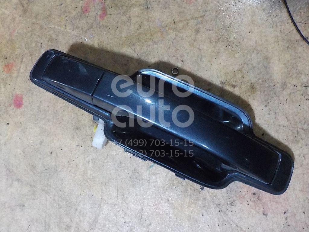 Купить Ручка двери задней наружная левая Ssang Yong Actyon Sport 2006-2012; (7344032001)