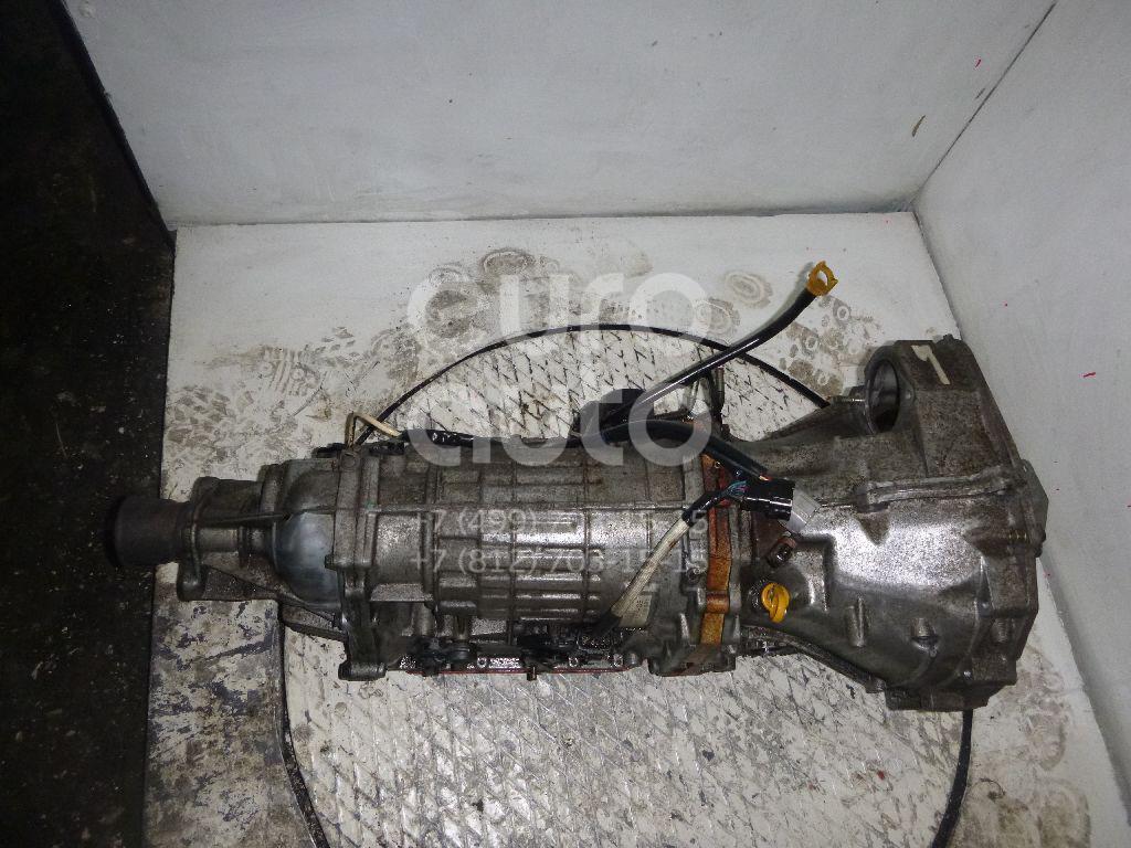 АКПП (автоматическая коробка переключения передач) Subaru Forester (S11) 2002-2007; (31000AG430)