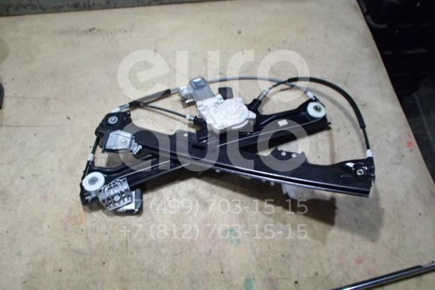 Стеклоподъемник электр. передний правый BMW 5-серия E60/E61 2003-2009; (51337075668)  - купить со скидкой
