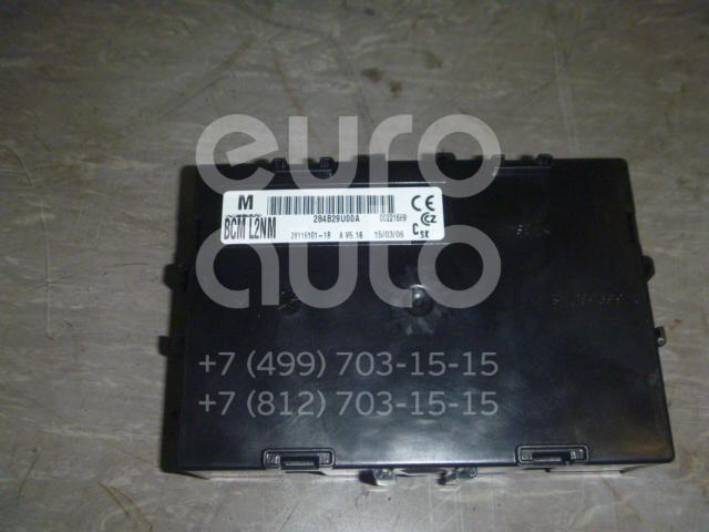 Купить Блок комфорта Nissan Note (E11) 2006-2013; (284B29U00A)