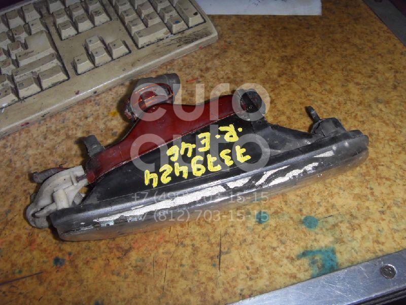 Купить Фара противотуманная правая BMW 3-серия E46 1998-2005; (63178361952)