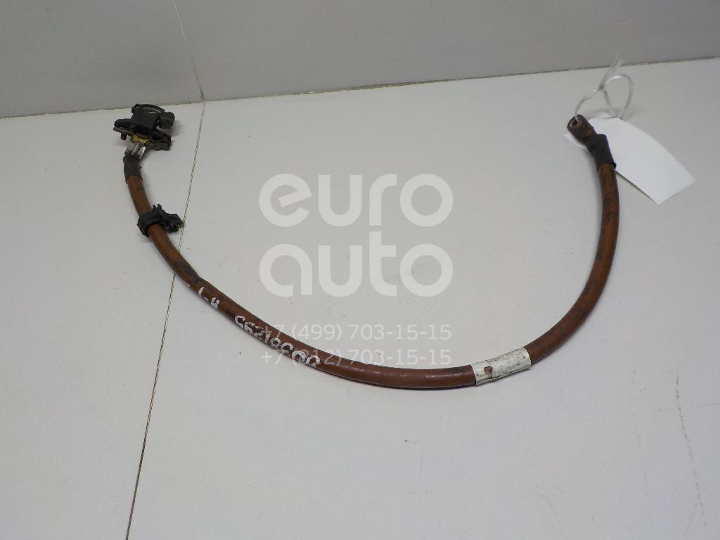 Купить Клемма аккумулятора минус Hyundai Starex H1 1997-2007; (372204A000)