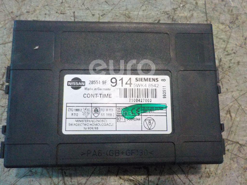 Купить Блок электронный Nissan Primera P11E 1996-2002; (285519F914)