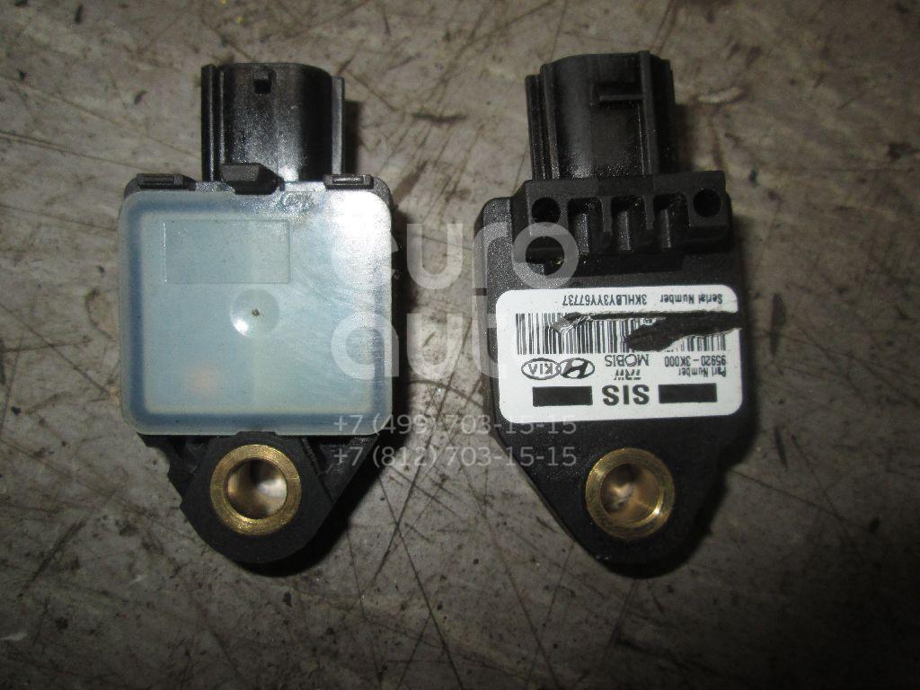 Купить Датчик AIR BAG Hyundai i30 2007-2012; (959203K000)