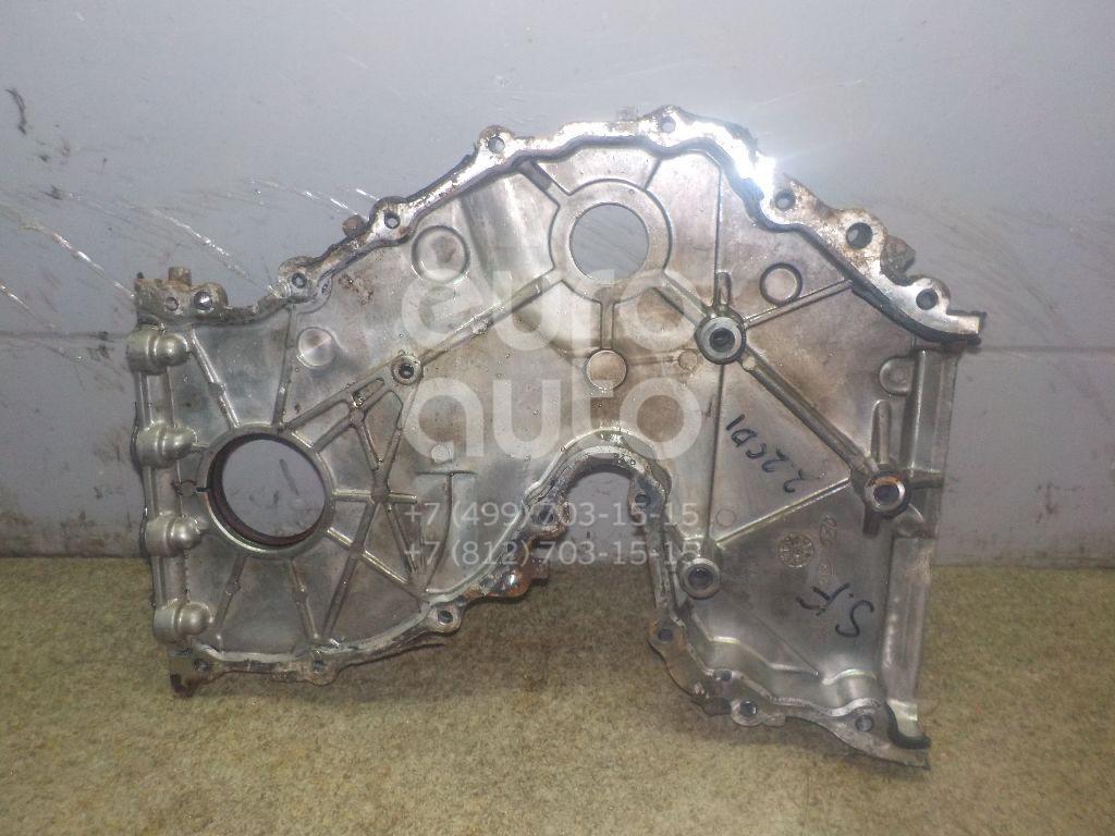 Купить Крышка двигателя передняя Hyundai Santa Fe (DM) 2012-; (213502F000)