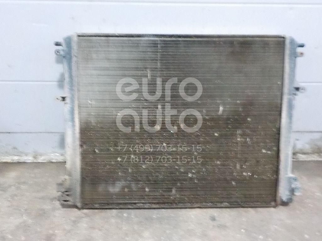 Купить Радиатор основной Renault Kangoo 2003-2008; (7700428082)