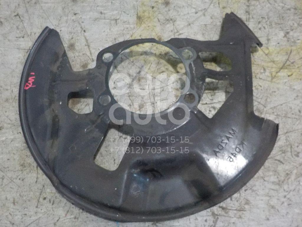 Пыльник тормозного диска Mazda CX 5 2012-; (KD4533261B)  - купить со скидкой