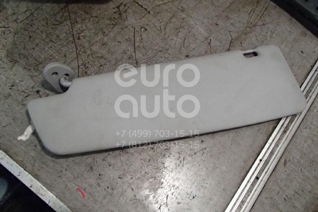 Купить Козырек солнцезащитный (внутри) Citroen Jumper 250 2006-; (8143QK)