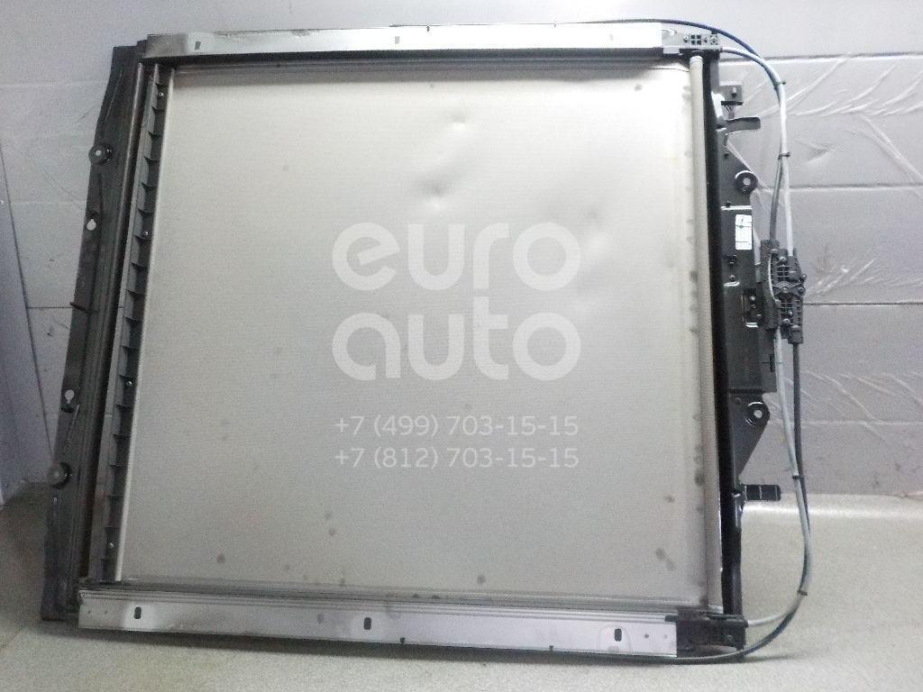 Купить Люк в сборе электрический Opel Zafira C 2013-; (0193016)