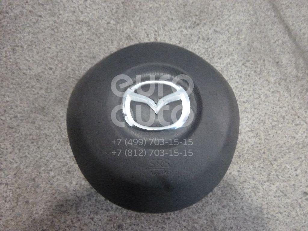 Купить Подушка безопасности в рулевое колесо Mazda CX 5 2012-; (KD4557K00C02)