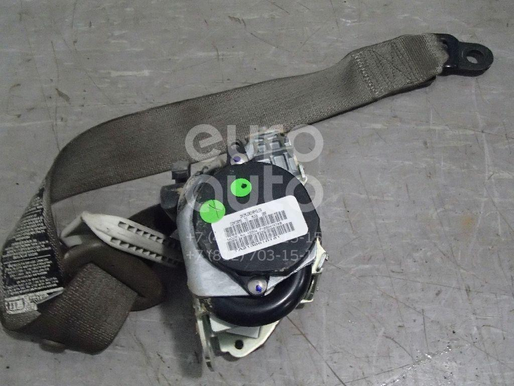 Купить Ремень безопасности с пиропатроном Jeep Compass (MK49) 2006-2016; (1BS041K7AA)