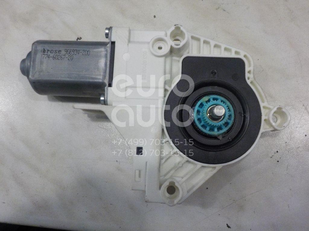 Купить Моторчик стеклоподъемника Audi A4 [B8] 2007-2015; (8K0959802A)