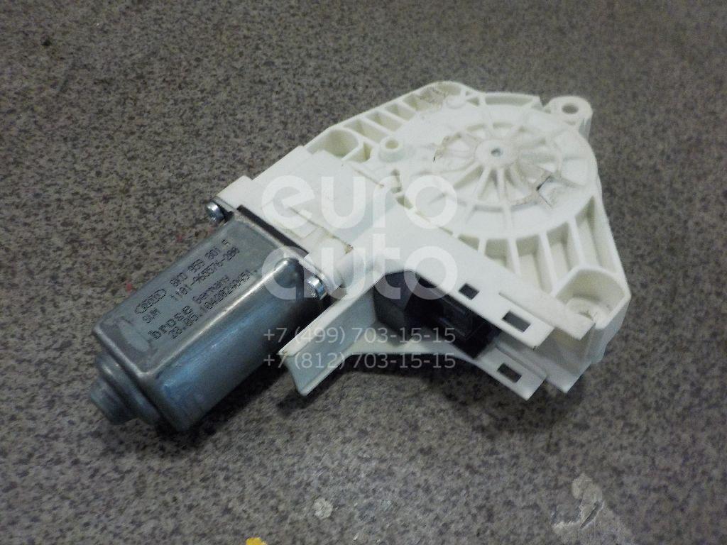 Купить Моторчик стеклоподъемника Audi A4 [B8] 2007-2015; (8K0959801A)