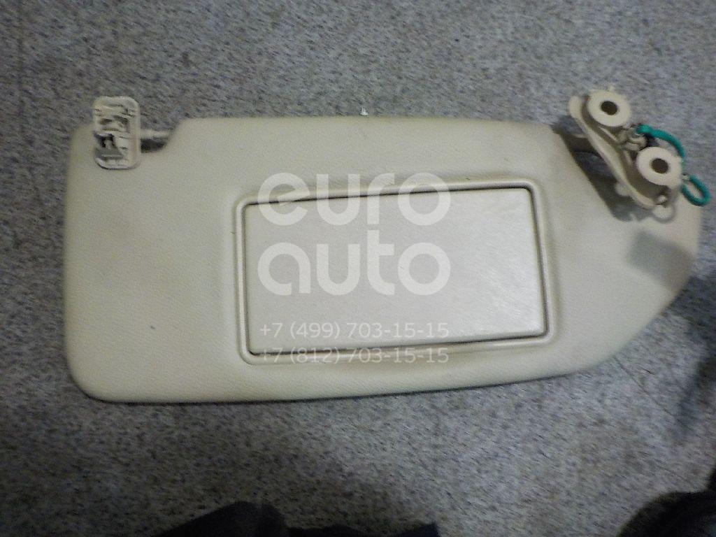 Купить Козырек солнцезащитный (внутри) Volvo XC70 Cross Country 2000-2006; (39970051)