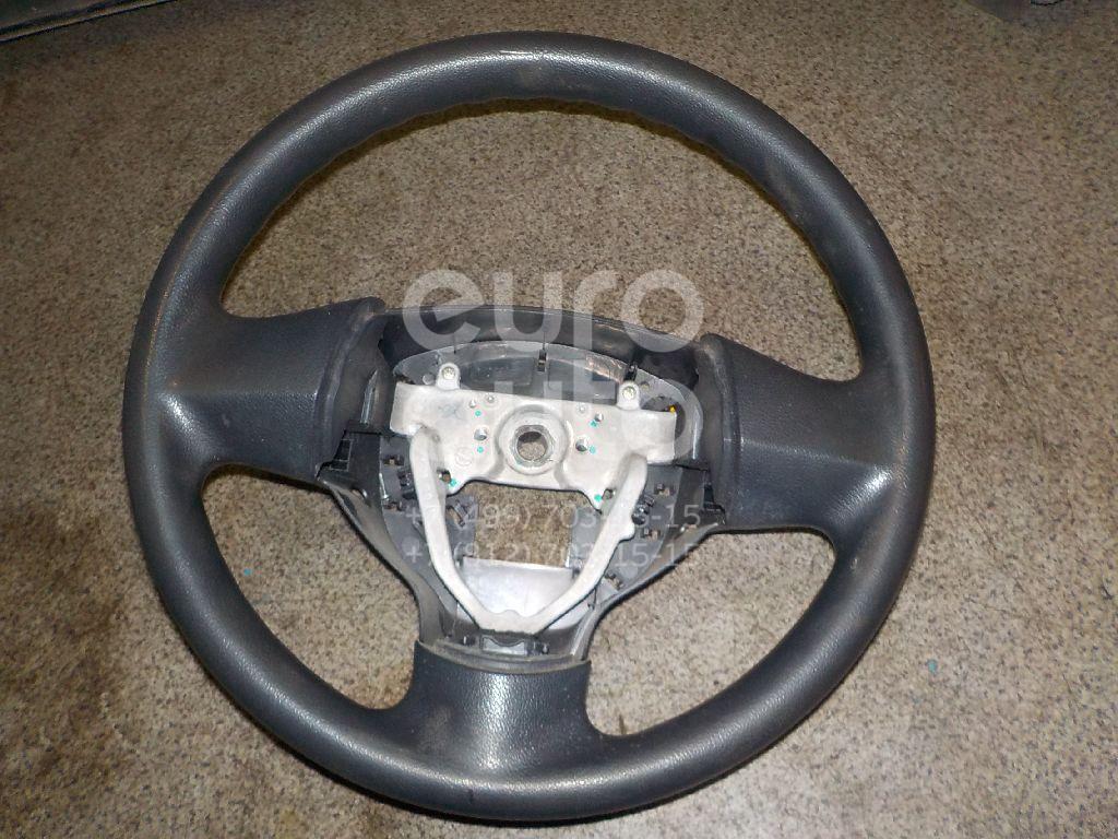 Купить Рулевое колесо для AIR BAG (без AIR BAG) Mitsubishi Lancer (CX, CY) 2007-; (4400A236XC)