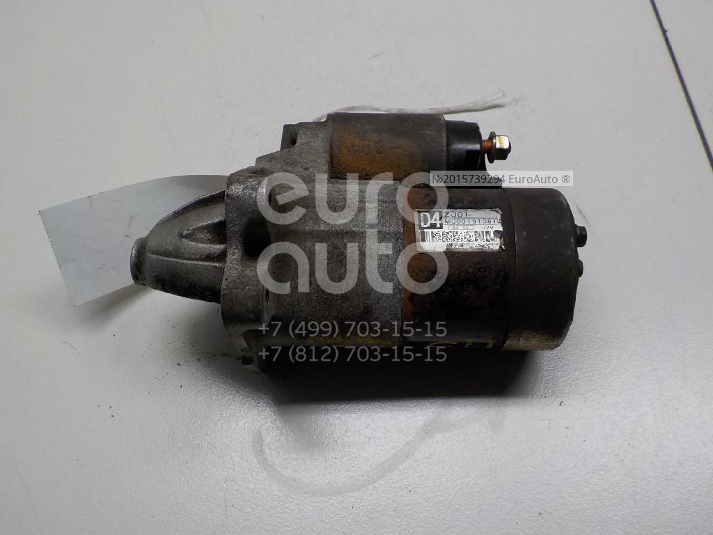 Купить Стартер Mazda Mazda 3 (BK) 2002-2009; (M000T91381)