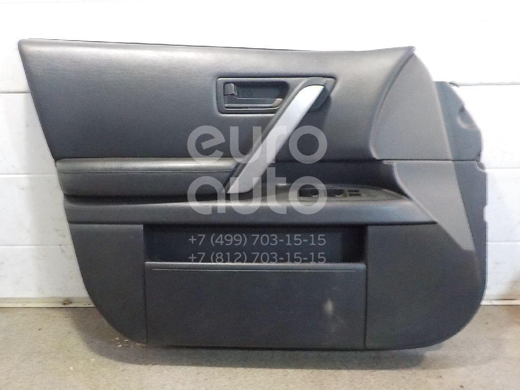 Купить Обшивка двери передней левой Infiniti FX (S50) 2003-2007; (80901CG066)