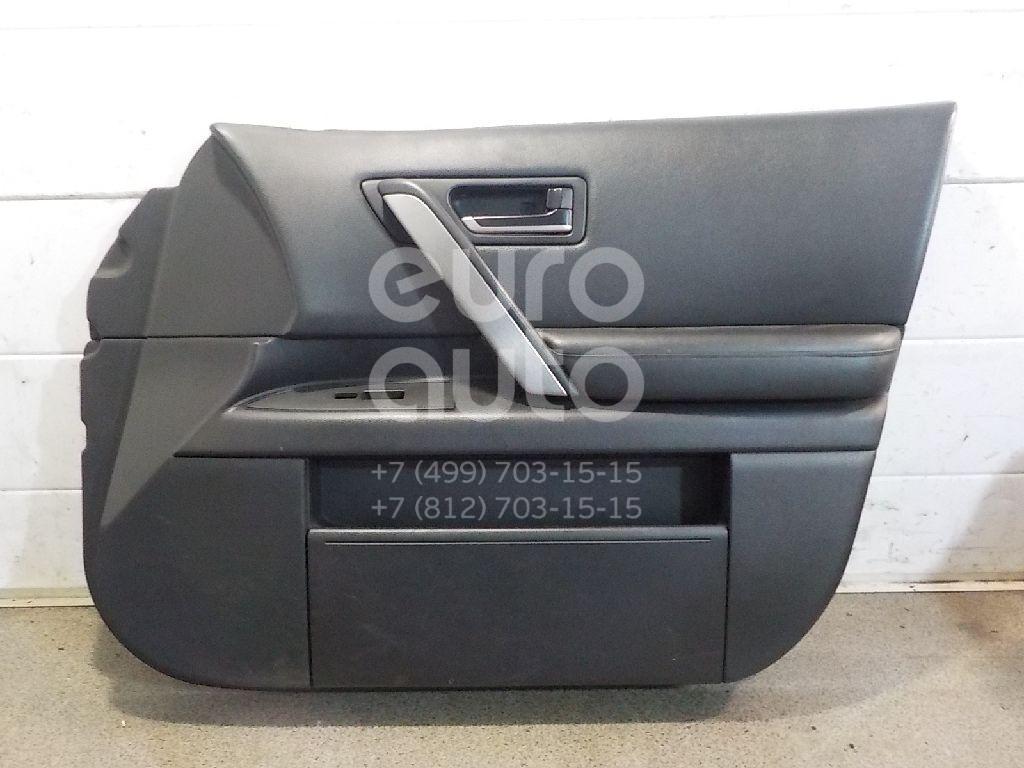 Купить Обшивка двери передней правой Infiniti FX (S50) 2003-2007; (80900CG066)