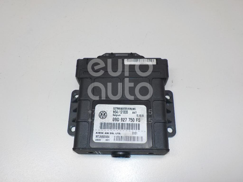Блок управления АКПП Audi Q7 [4L] 2005-2015; (09D927750FS)