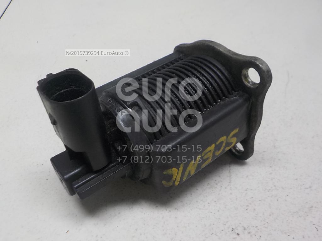 Купить Клапан рециркуляции выхлопных газов Renault Scenic II 2003-2009; (8200469586)
