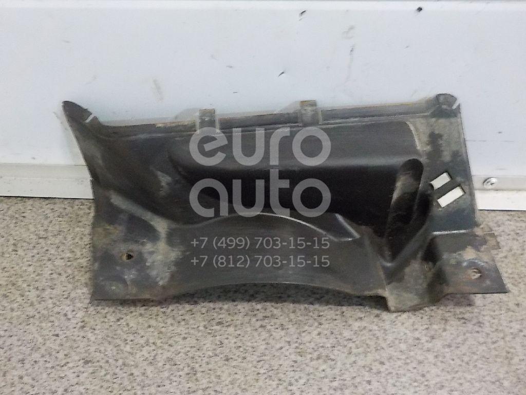 Пыльник двигателя боковой левый Mercedes Benz W220 1998-2005; (2206902530)  - купить со скидкой