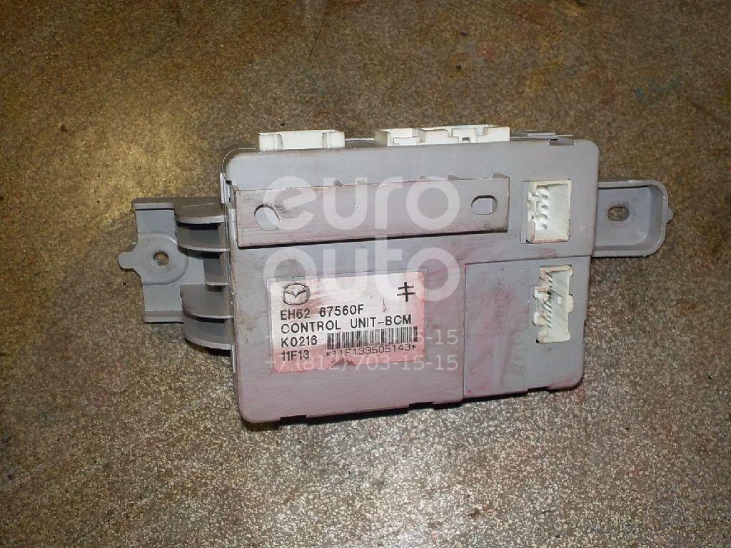 Купить Блок комфорта Mazda CX 7 2007-2012; (EH6267560F)