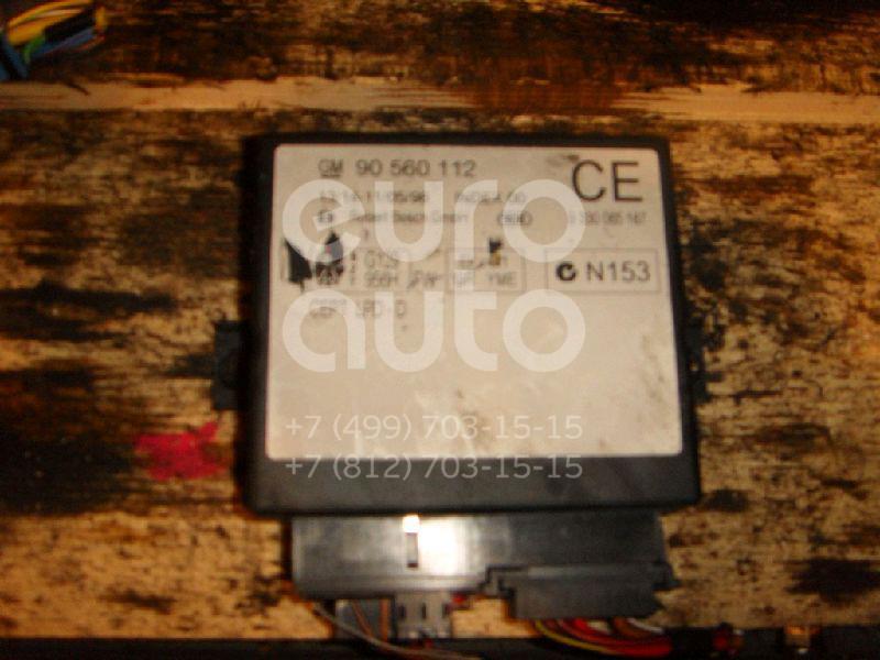 Блок комфорта Opel Astra G 1998-2005; (90560112)  - купить со скидкой