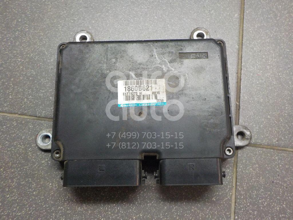 Купить Блок управления двигателем Mitsubishi ASX 2010-2016; (1860B621)