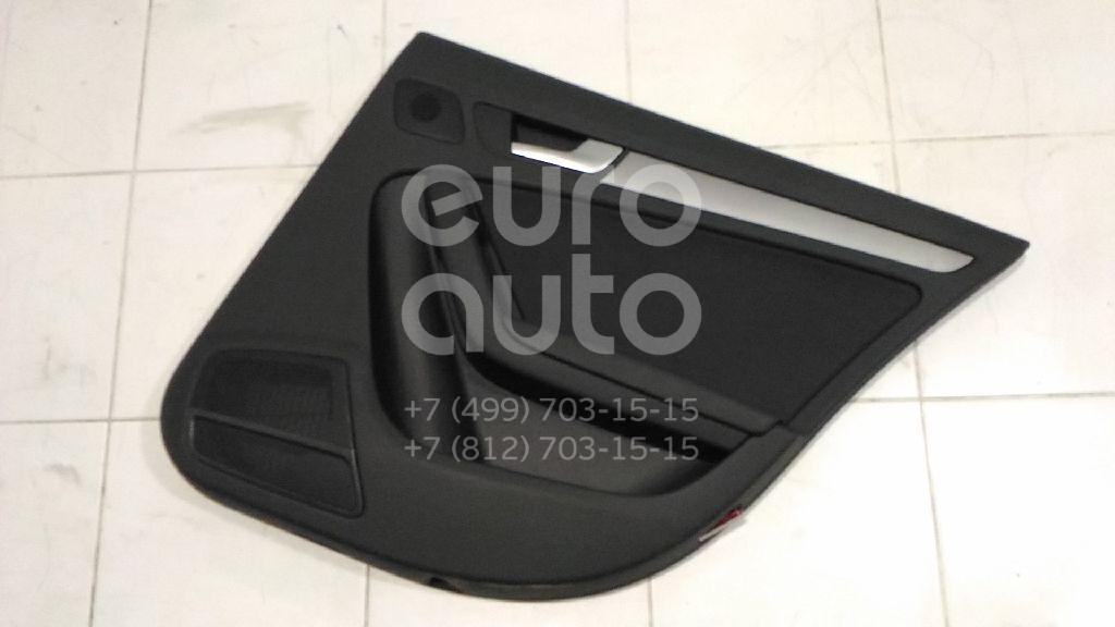 Купить Обшивка двери задней правой Audi A4 [B8] 2007-2015; (8K0867304DWFA)