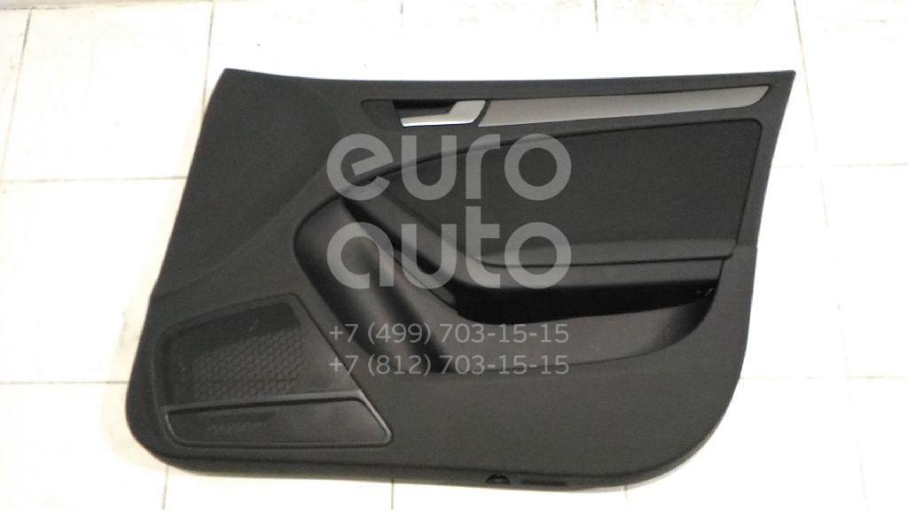 Купить Обшивка двери передней правой Audi A4 [B8] 2007-2015; (8K0867104AFWFA)