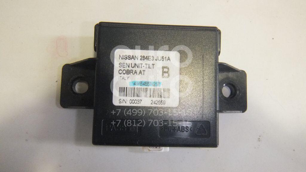 Блок электронный Nissan Patrol (Y62) 2010-; (284E3JU51A)