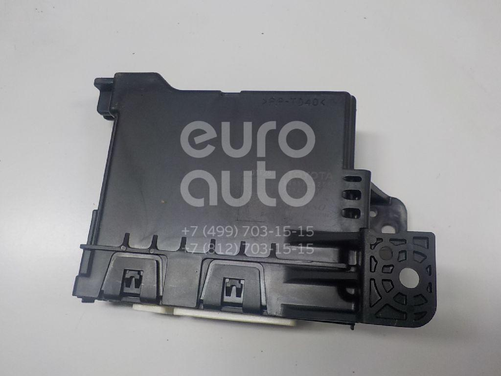 Купить Блок электронный Toyota RAV 4 2013-; (8865042580)