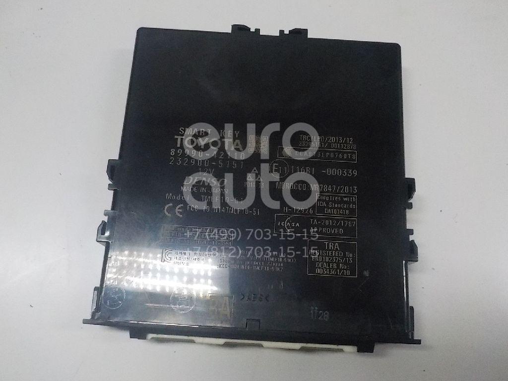 Купить Блок электронный Toyota RAV 4 2013-; (8999042110)