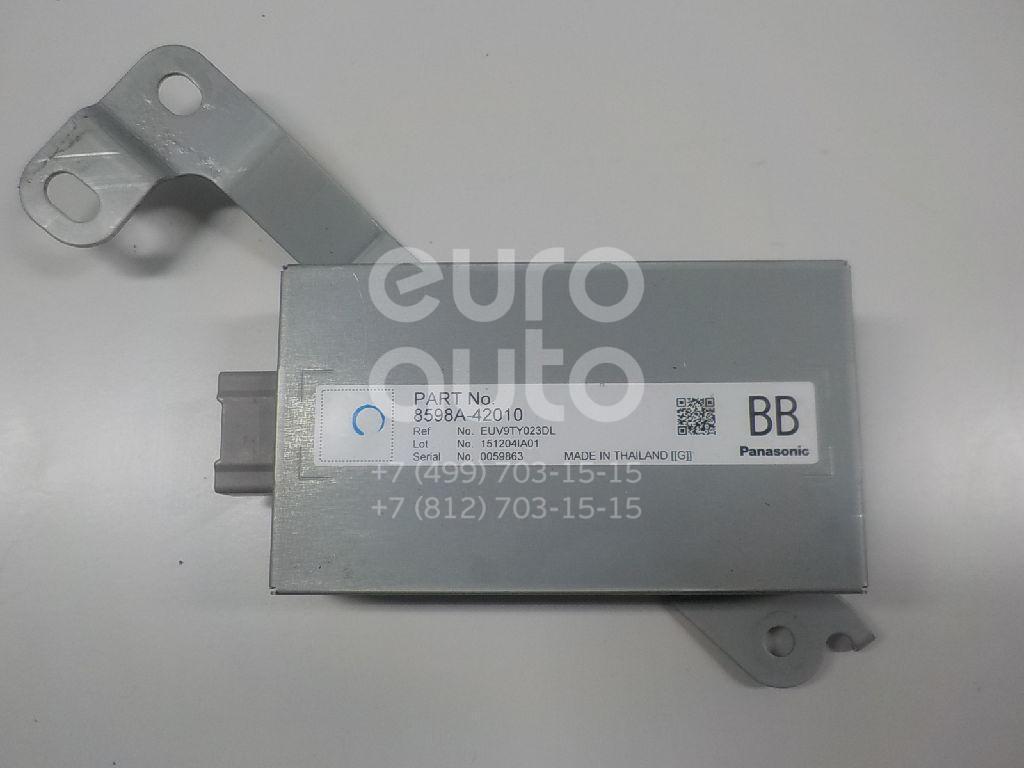 Купить Блок электронный Toyota RAV 4 2013-; (8598A42010)