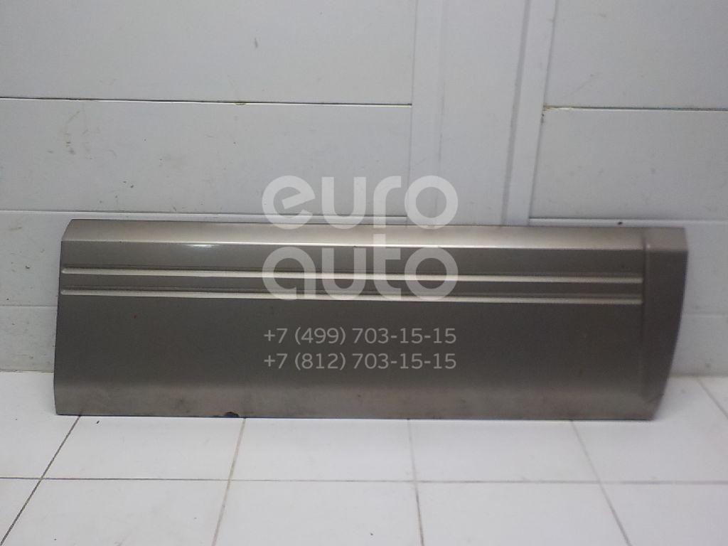 Купить Молдинг передней правой двери Nissan Terrano II (R20) 1993-2006; (808707F600)