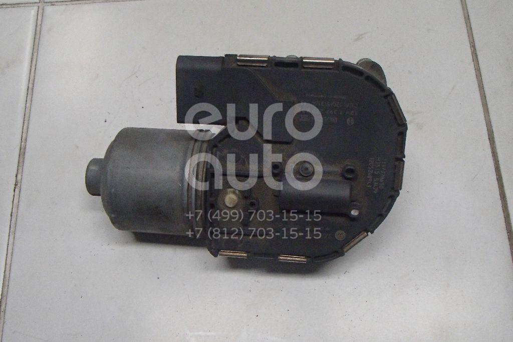 Купить Моторчик стеклоочистителя передний VW Golf Plus 2005-2014; (5M0955119D)