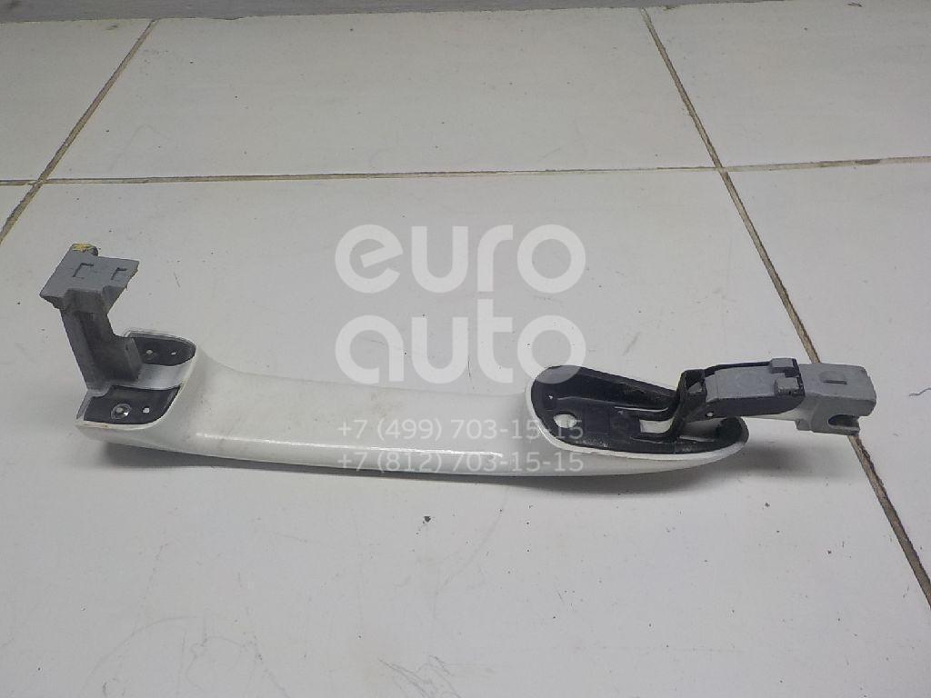 Купить Ручка двери передней наружная левая Mazda Mazda 3 (BL) 2009-2013; (GS1F59410H85)