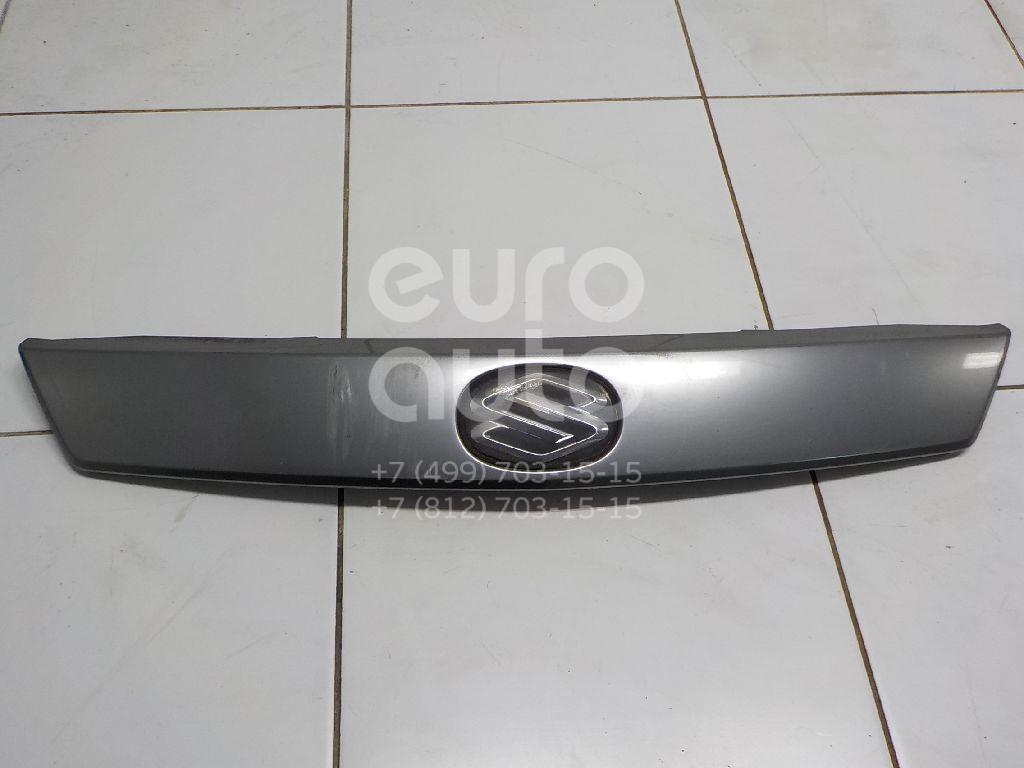 Купить Решетка радиатора Suzuki Liana 2001-2007; (7211154G00)