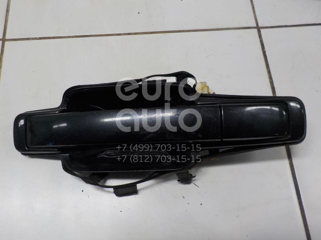 Купить Ручка двери задней наружная левая Ssang Yong Actyon Sport 2006-2012; (7344032000)