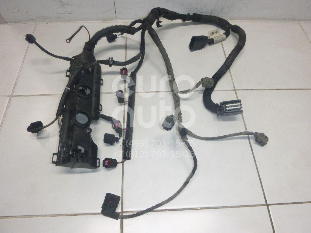 Купить Проводка (коса) VW Polo (Sed RUS) 2011-; (03C971612BL)